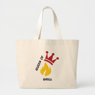 Queen of Grill Canvas Bags