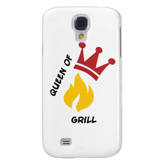 Queen of Grill Samsung Galaxy S4 Case