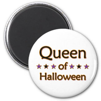 Queen of Halloween Magnet