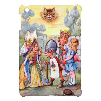 Queen of Hearts & Alice in the Rose Garden iPad Mini Cases