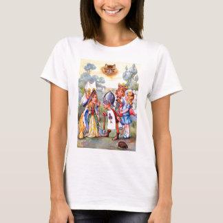 Queen of Hearts & Alice in the Rose Garden T-Shirt
