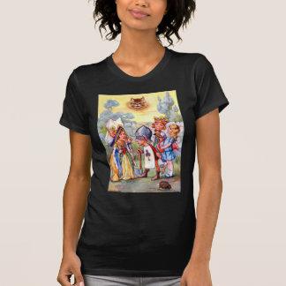 Queen of Hearts Alice in the Rose Garden Tee Shirt