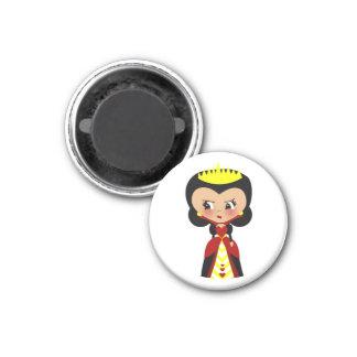 Queen of Hearts - Alice's Adventures in Wonderland Magnet