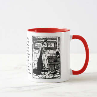 Queen of Hearts Baking Tarts Mug