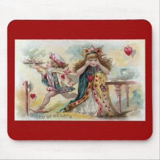 Queen of Hearts Bemoans Stolen Tarts Mouse Pad