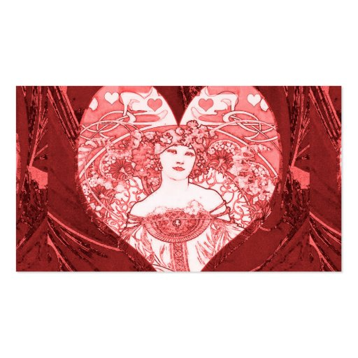 queen of hearts card template - photo #19