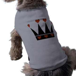 Queen of Hearts Crown Tee