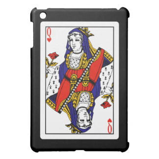 Queen Of Hearts iPad Mini Cases