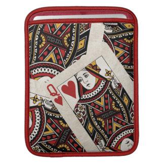 Queen of Hearts iPad Sleeves