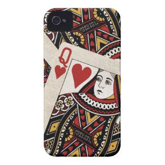 Queen of Hearts iPhone4/4S case