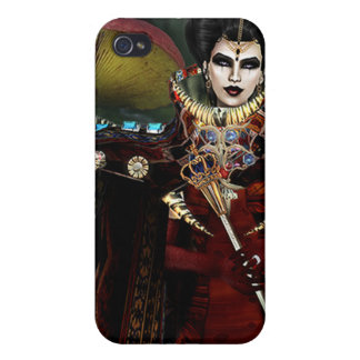 Queen of Hearts iPhone4 Case iPhone 4/4S Covers