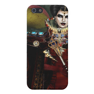 Queen of Hearts iPhone4 Case iPhone 5 Case