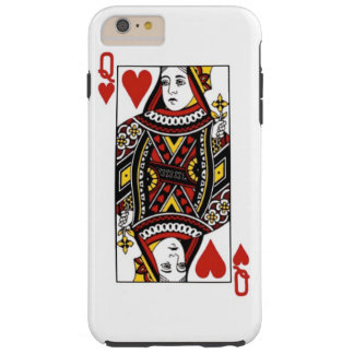 Queen of Hearts iPhone 6/6S Plus Barely There Case