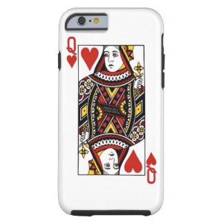 Queen of Hearts iPhone 6/6S Tough Case
