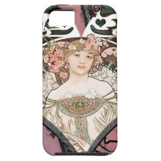 Queen of Hearts iPhone SE/5/5s Case