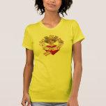 Queen of Hearts Mother T-shirt
