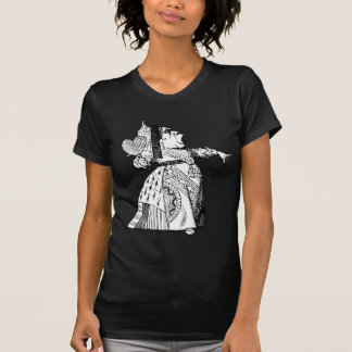 Queen of Hearts - Off with her head! T-Shirt