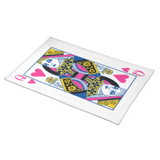 Queen of Hearts Placemat