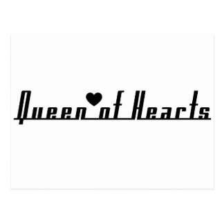 Queen of Hearts Post Cards