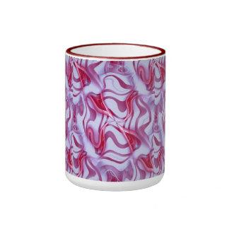 Queen of Heaven Ringer Coffee Mug