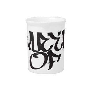 queen of hip hop beverage pitchers