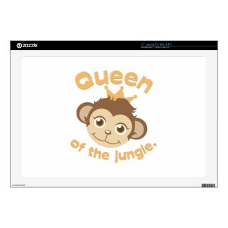 Queen Of Jungle Skin For Laptop