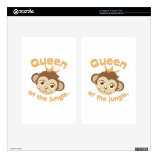 Queen Of Jungle Skins For Kindle Fire