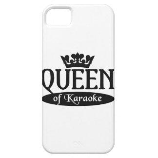 Queen of Karaoke iPhone 5 Case-Mate, customize iPhone SE/5/5s Case
