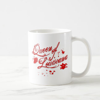 Queen of Louisiana Coffee Mug