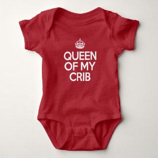 Queen of my Crib. Baby Bodysuit