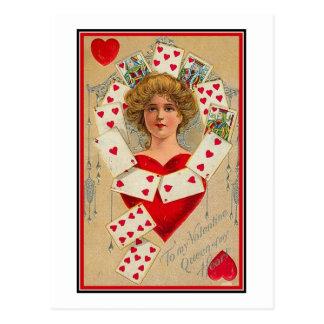 Queen of My Heart (2) Postcard
