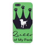 Queen of My Pack Cover For iPhone SE/5/5s