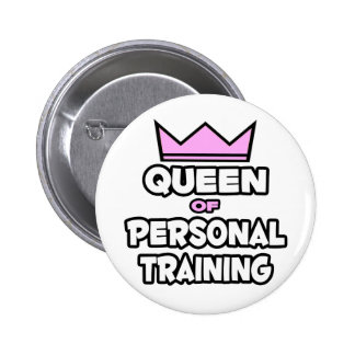Queen of Personal Training Button