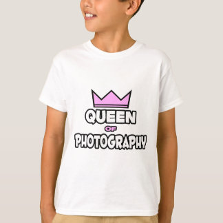 Queen of Photography T-Shirt