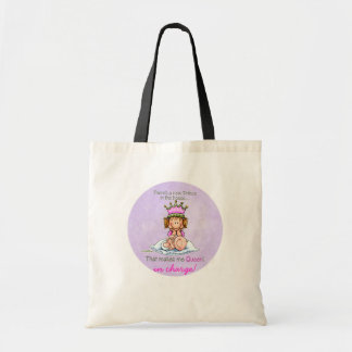 Queen of Prince - Big Sister Canvas Bags