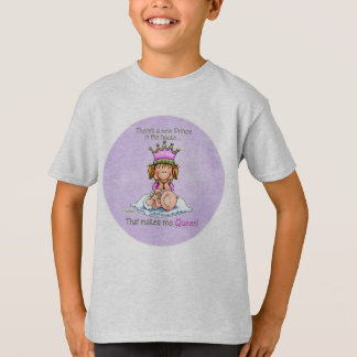 Queen of Prince - Big Sister T-shirt