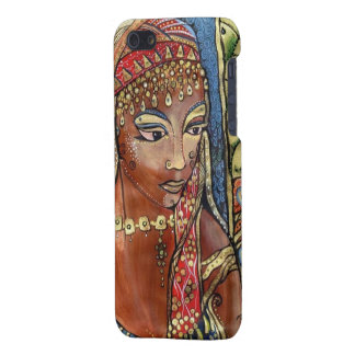 Queen of Sheba Portrait Case For iPhone SE/5/5s