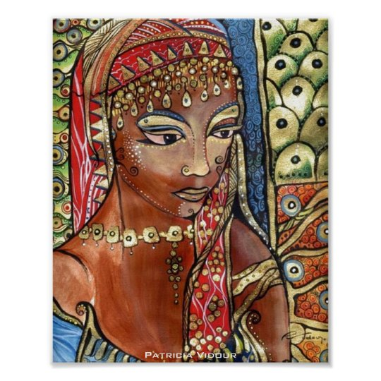 Queen of Sheba Poster