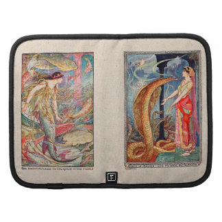 Queen of Snakes Folio Planner