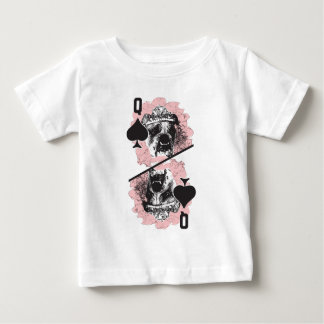 Queen of Spades Baby T-Shirt