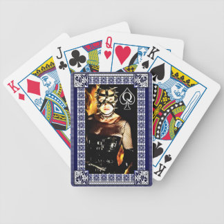 Queen of Spades Bicycle Playing Cards