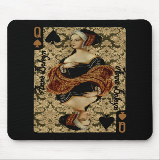 Queen of Spades Mousepad