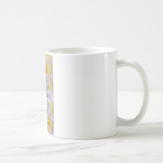 Queen of Spain Fritillari butterfly above water wi Mug