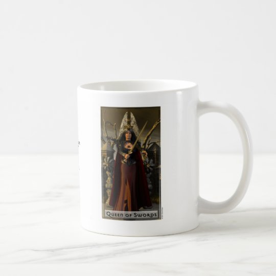 Queen of Swords Mug