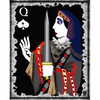 queen of swords photo cutout