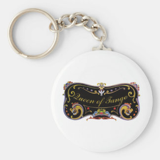 Queen of Tango exclusive design! Key Chains