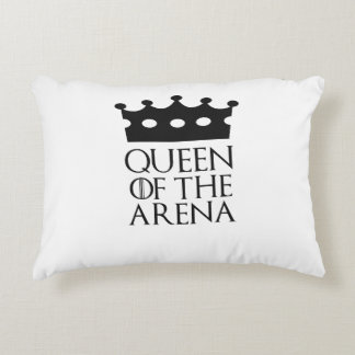 Queen of the Arena, #Arena Accent Pillow
