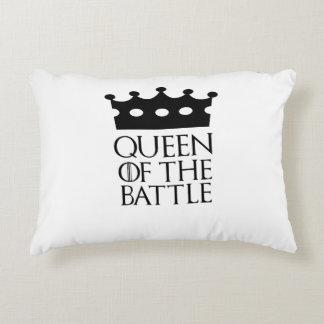 Queen of the Battle, #Battle Accent Pillow