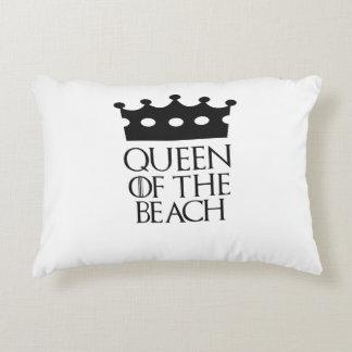 Queen of the Beach, #Beach Accent Pillow
