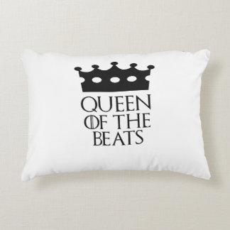 Queen of the Beats, #Beats Accent Pillow